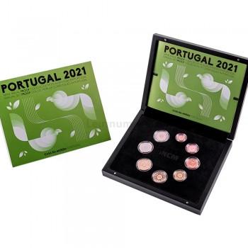 Carteira PROOF - Portugal 2021