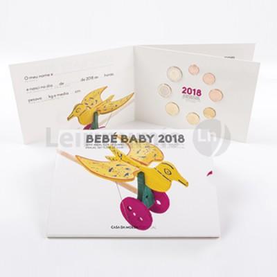 Carteira Bebé - Portugal 2018