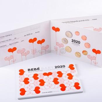 Carteira Bebé - Portugal 2020