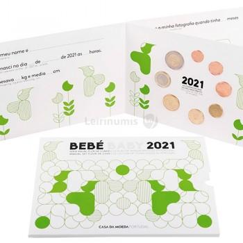 Carteira Bebé Portugal 2021