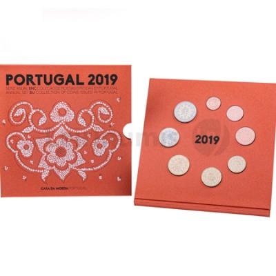 Carteira BNC - Portugal 2019