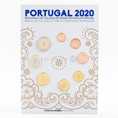 Carteira FDC - Portugal 2020