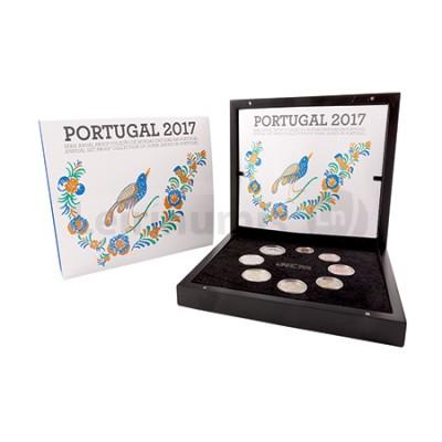 Carteira PROOF - Portugal 2017