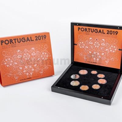 Carteira PROOF - Portugal 2019