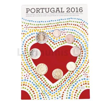 Carteira FDC - Portugal 2016