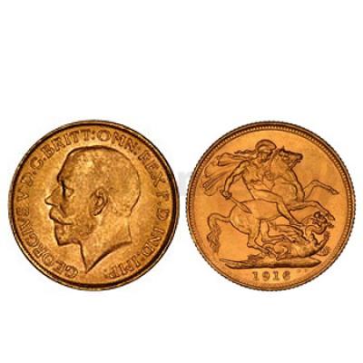 Libra Ouro Jorge V