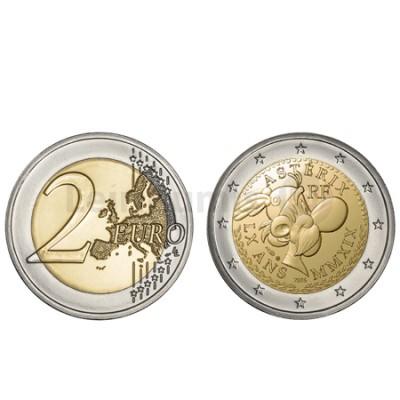 Moeda 2 Euro Asterix França 2019
