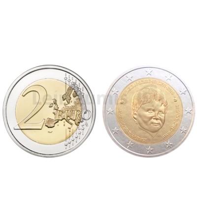 Moeda 2 Euro Child Focus - Bélgica 2016