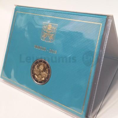 Moeda 2 Euros 90 Anos do Estado do Vaticano 2019