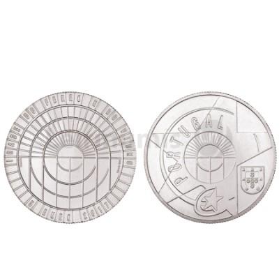 Moeda 5€  Idade do Ferro e do Vidro Portugal 2017 Prata Proof