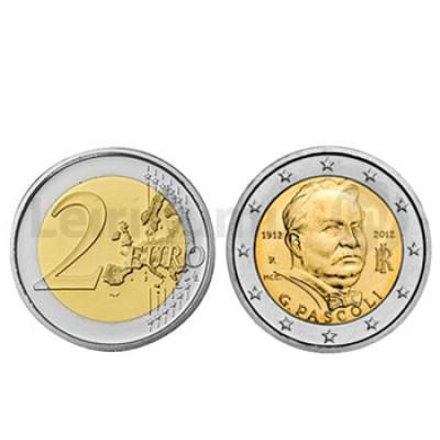2 Euros Giovanni Pascoli Italia 2012