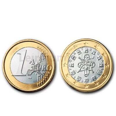 Moeda 1€ do Finalista 2019 FDC