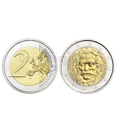 Moeda 2 Euros Ludovic Stur - Eslováquia 2015