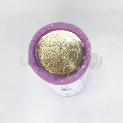 Rolo 25 Moedas 2 Euro 150 Anos da Moeda Finlandesa Finlandia 2010